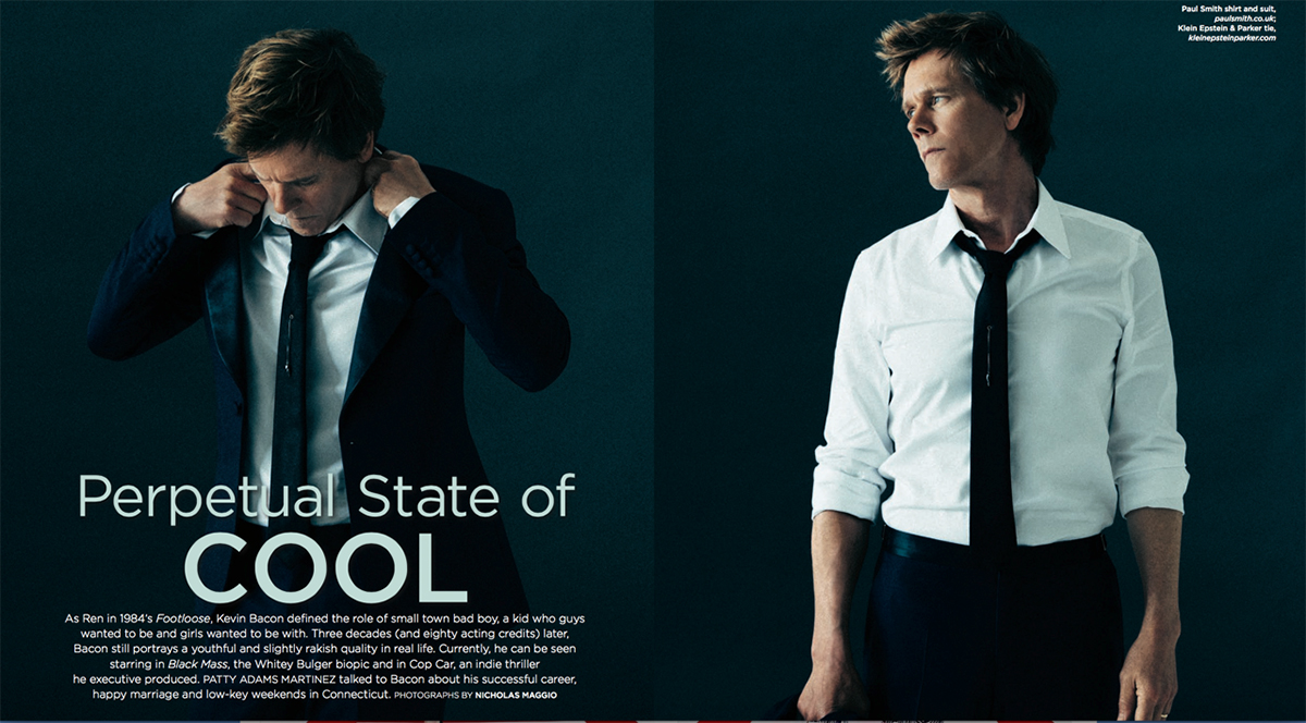 Kevin Bacon for Serendipity