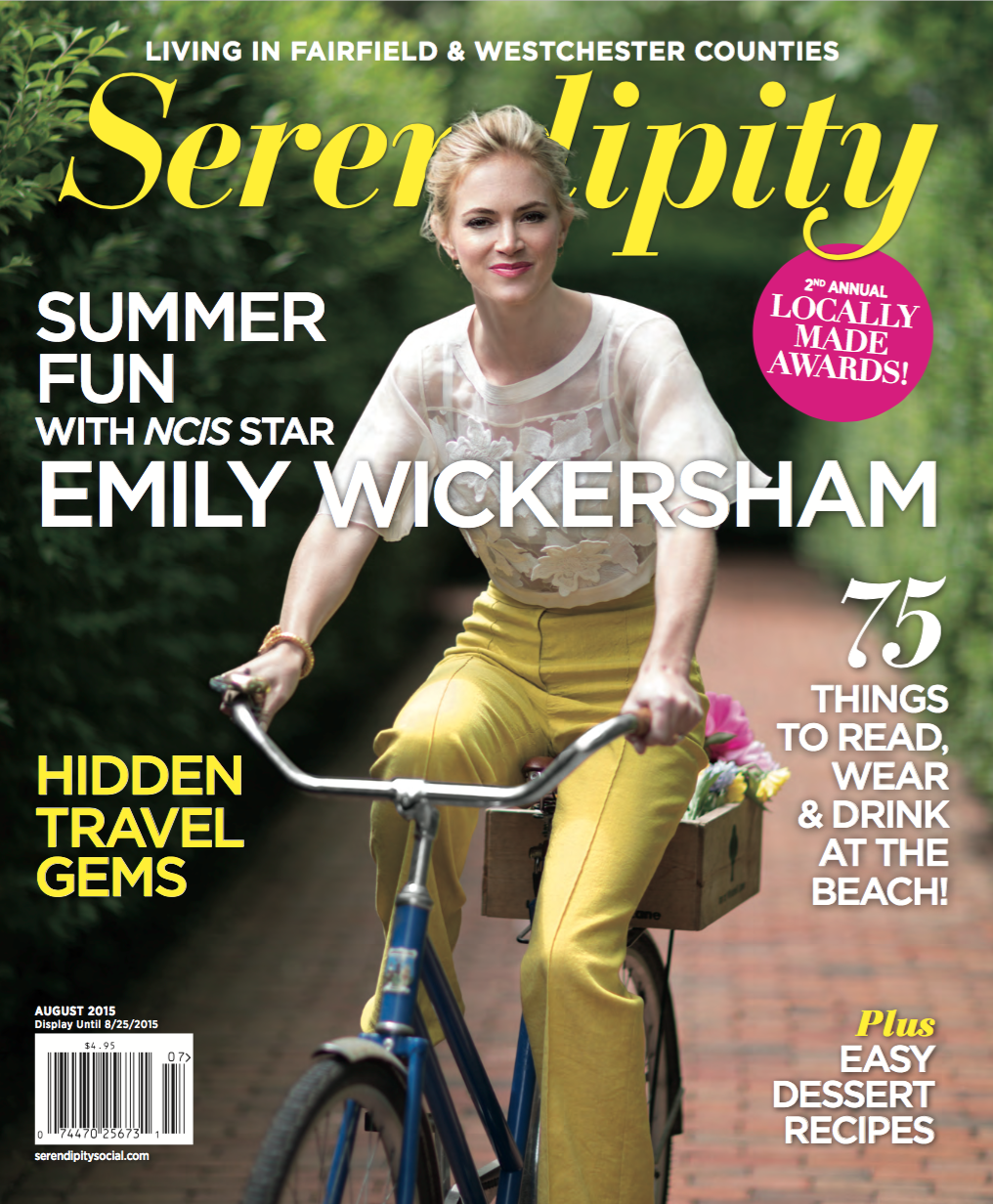 Emily Wickersham for Serendipity Mag