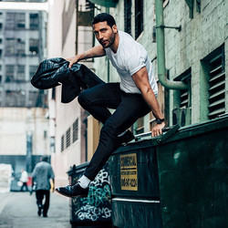 Actor Miguel Angel Silvestre for OUT
