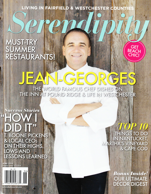 Jean George Serendipity Magazine