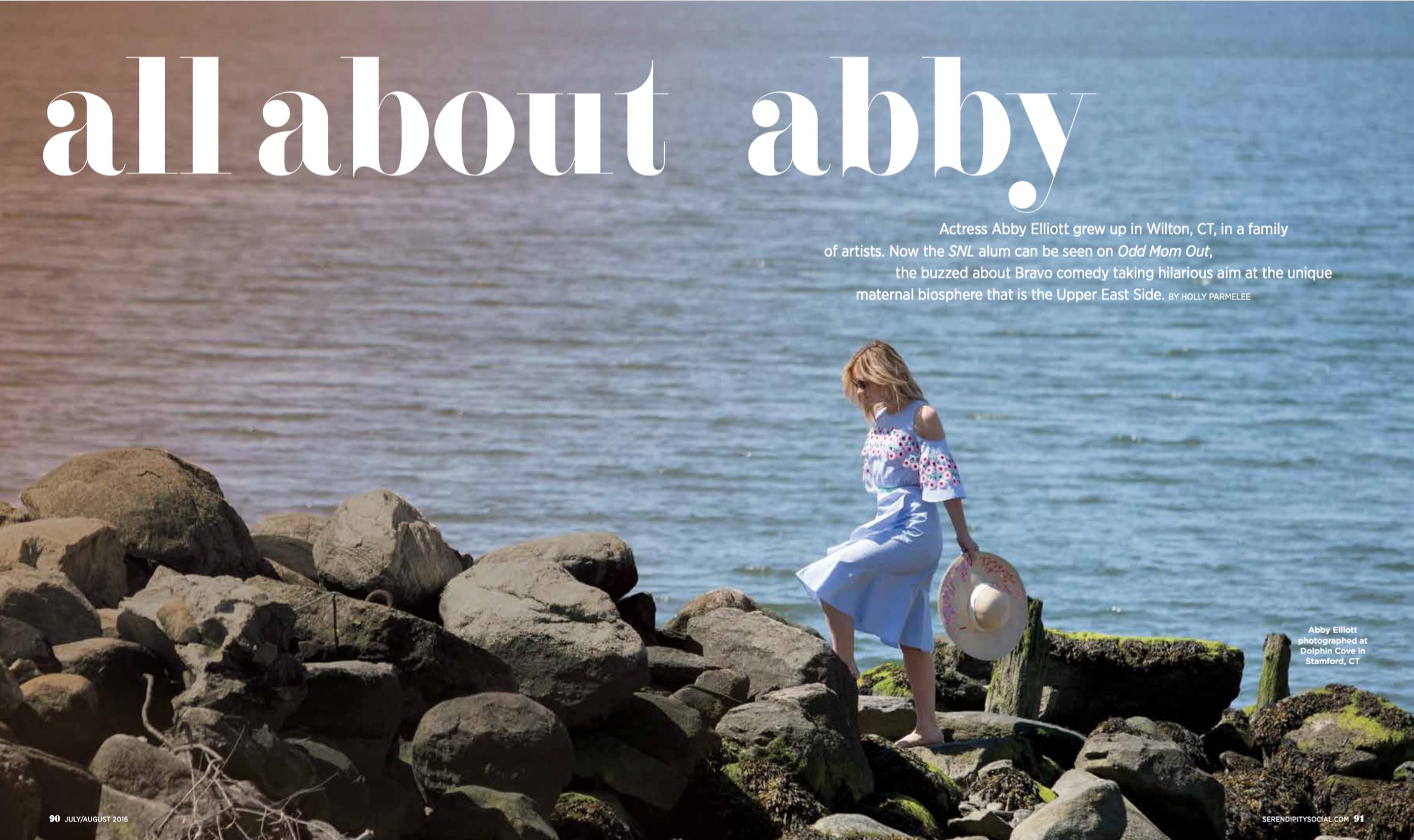 Serendipity Abby Elliott