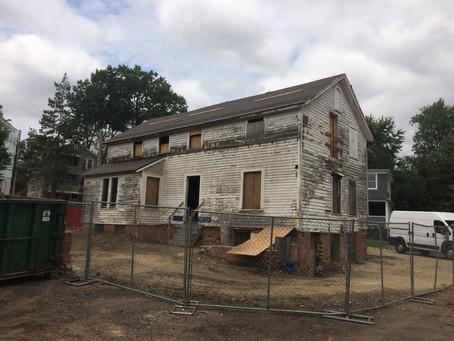 Week 8 of Construction, part II