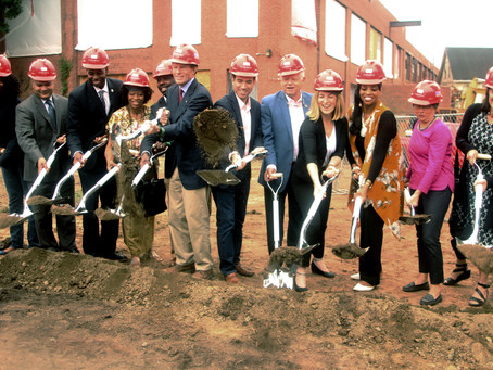 Breaking Ground on the Swift Factory