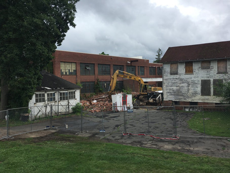 Week 6 of Construction