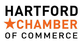 Hartford Chamber Logo Orange  Black FINA