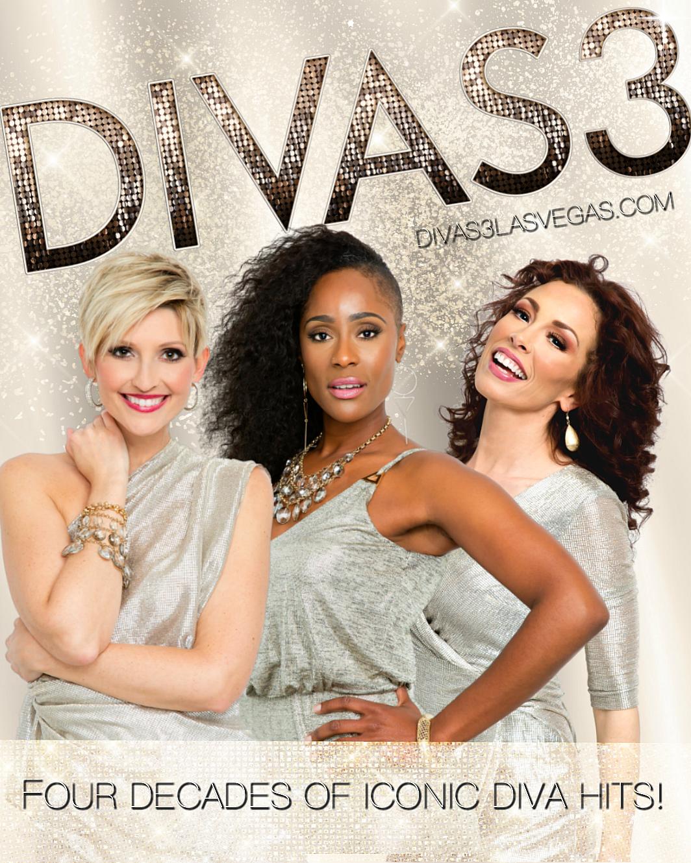 Divas3 poster