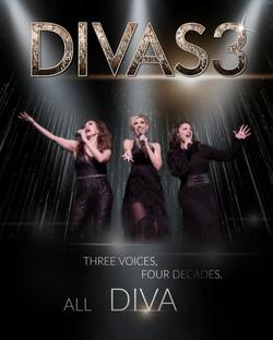 Divas3 Poster 2019