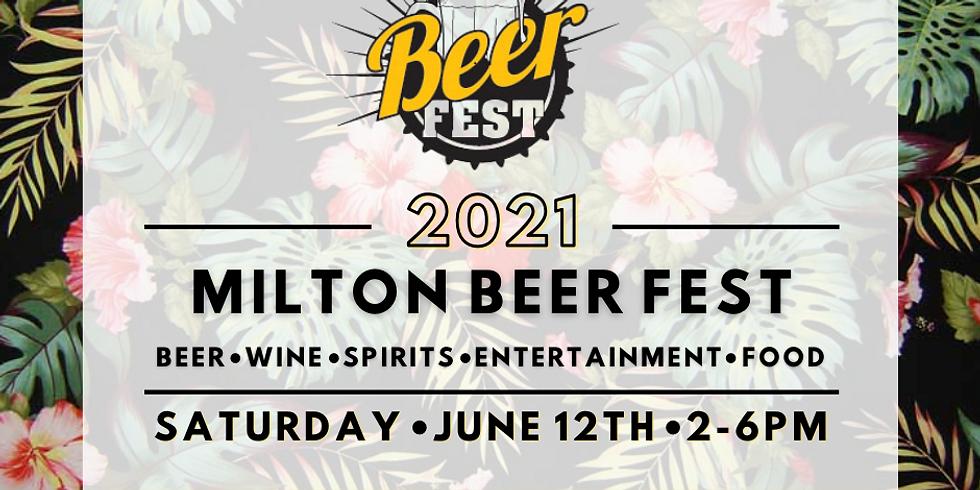 Milton PA Beer Fest