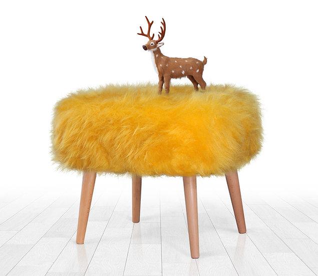 Deer Puf (sarı)