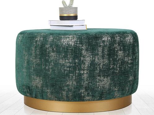 Nifty Sehpa Puf (zümrüt yeşili gold)