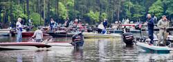 Military Appreciation Bass Fishing