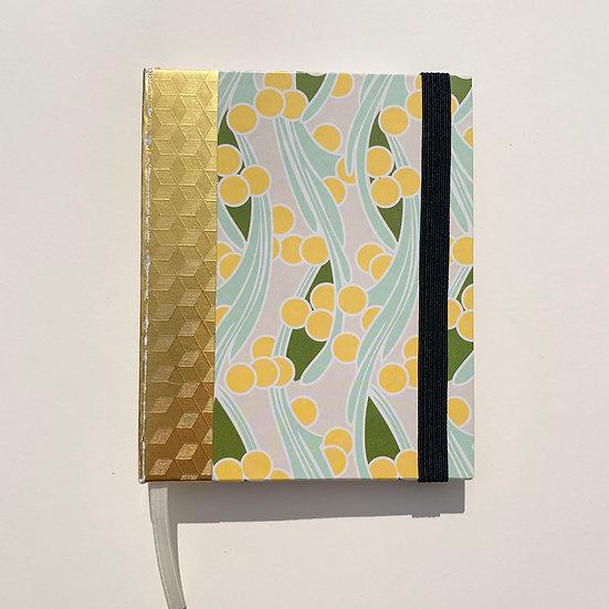"""""""Neon Pocket"""" Handbound Book"""