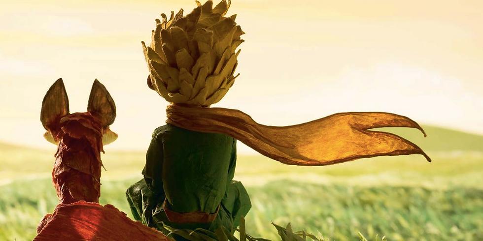 """Eventyret om """"Den Lille Prins"""" - og en tur i biffen"""