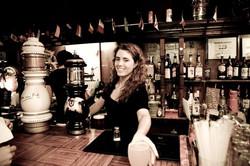 Bier Baron Tavern DC bartender