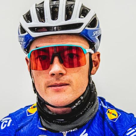 """Yves Lampaert over zijn team op Sporza Wielermanager: """"Mezelf neem ik nooit! Dat brengt ongeluk."""""""