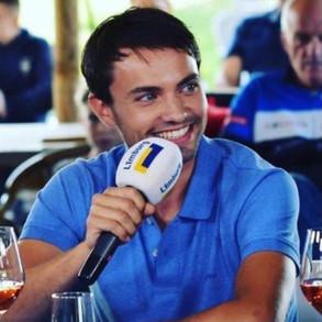 """Giro-commentator Jeroen Vanbelleghem: """"Ik kan bijna alle renners op zicht herkennen"""""""