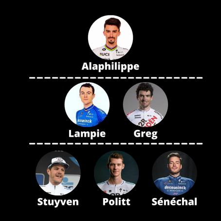 Omloop Het Nieuwsblad: parcours, vorige edities en favorieten