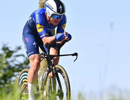 Yves Lampaert: niet in de Tour, wel op dreef in de Sporza Tourmanager