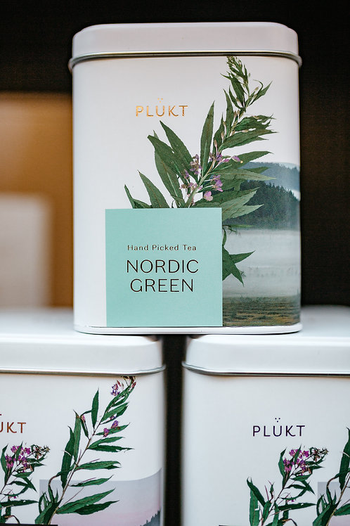 Tēja NORDIC GREEN