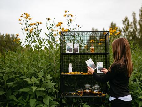 Intervija: Rada Latvijas alternatīvu melnajai tējai