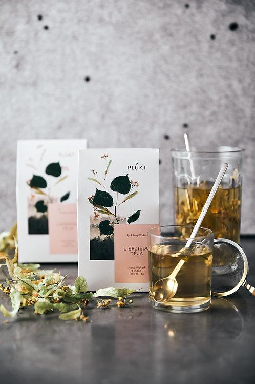 Liepziedu tēja