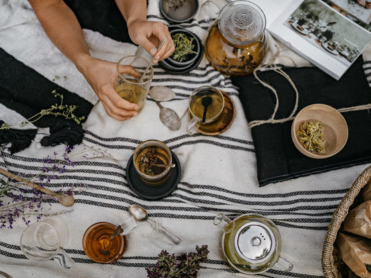 Five teas to warm you up this autumn!