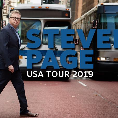 US Tour Oct/Nov 2019
