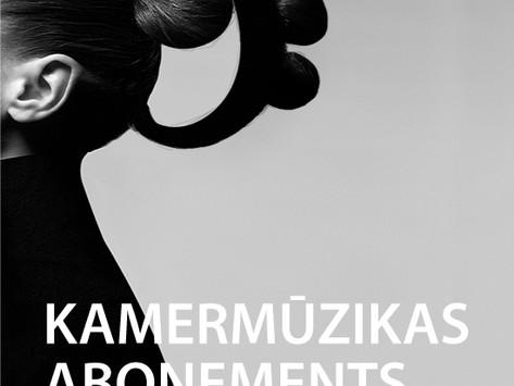 LNSO KAMERMŪZIKAS ABONEMENTS