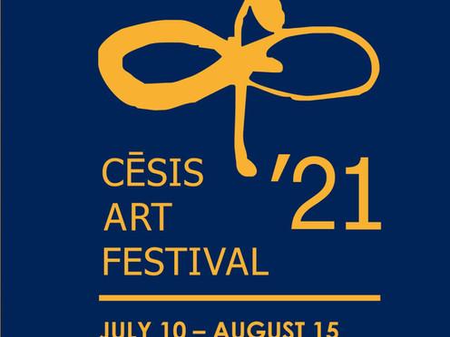 """Cēsis 2021"" Art Festival Programme Announced"