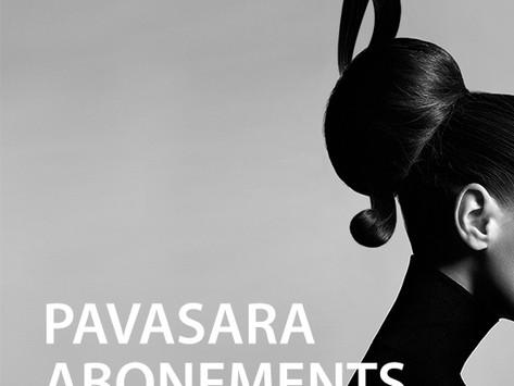 LNSO PAVASARA ABONEMENTS