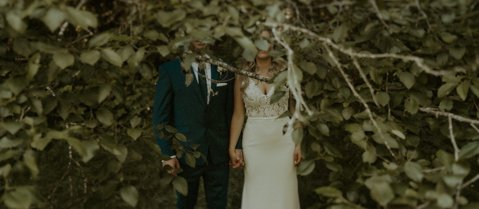 Kristen + Greg Elope In Qualicum Beach- June 2020