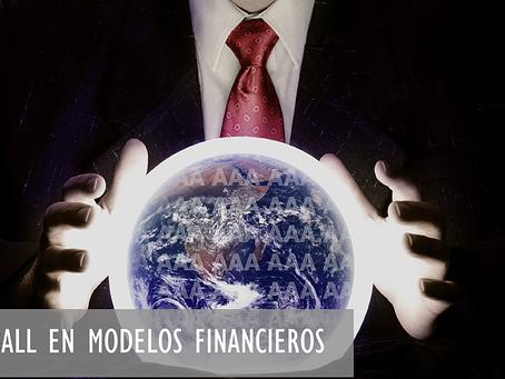 CRYSTAL BALL EN MODELOS FINANCIEROS