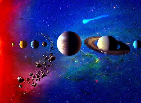 Влияние Марса и Сатурна на человека