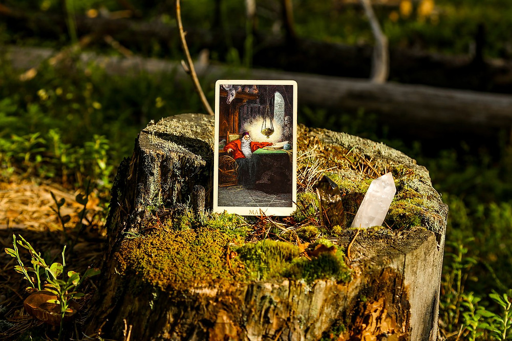 Совет карт Таро на 24 Июля. Маг. Автор Таро-прогноза и фотограф, таролог Алёна Панфилова