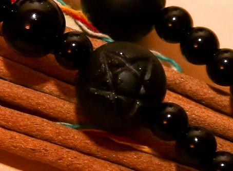 Дорогие друзья! Предлагаю Вам приобрести амулет из черного агата, всего за 3000 руб.