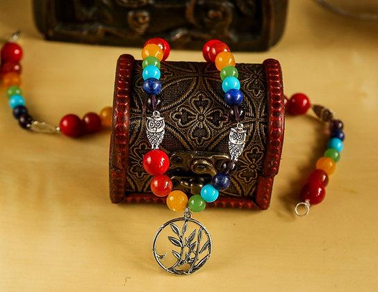 Чакральное ожерелье.