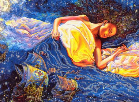 Сон это наша иллюзия для восстановления себя