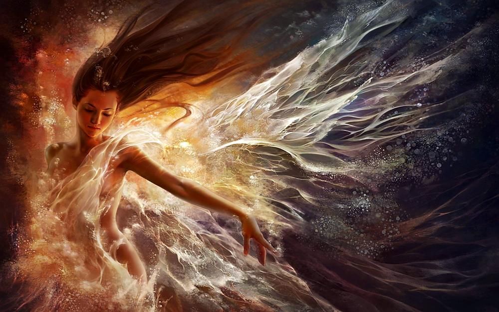 Женская энергия. Автор статьи таролог Алена Панфилова