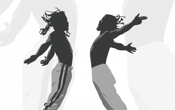 Danse animée Moringue