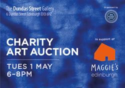 Art Auction for Maggies Edinburgh