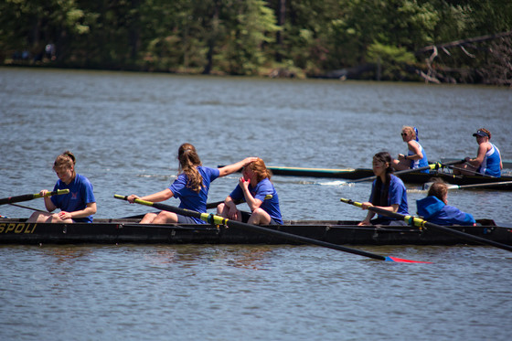 PA Crew Continues To Row Their Hearts Out.