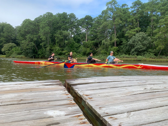 LEARN TO ROW WEEK A SUCCESS