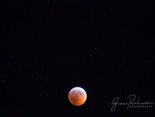 Full Lunar Eclipse 2019