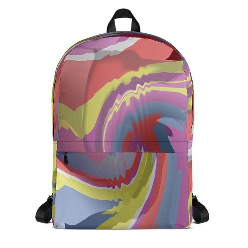 Wave of Weird Backpack
