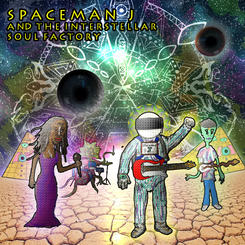 SpaceMan J - Spaceman J (2016)