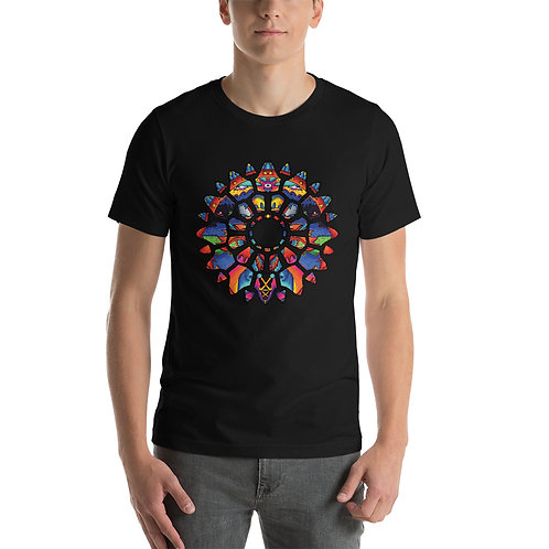Stained Glass Soul - Unisex T-Shirt