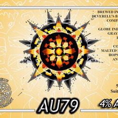 AU79 bottle logo (2015)