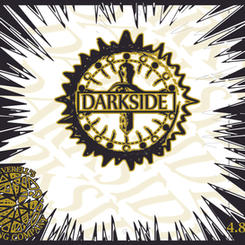 Darkside bottle logo (2015)