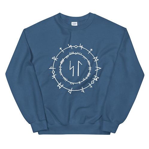 Runes and Ogham Steve Lawes Arts - Unisex Sweatshirt