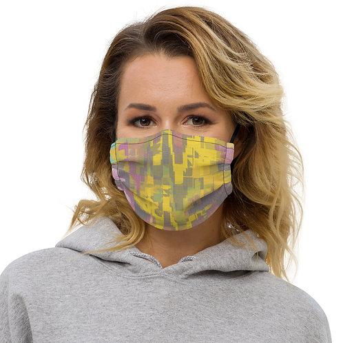 Glitch - Premium face mask